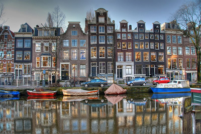 amsterdam of the city