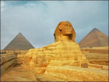 egypt of the cairo