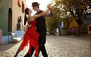 el tango en argentina