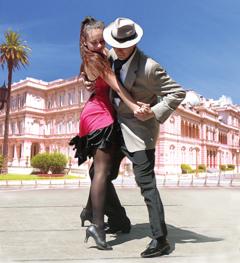 tango en argentina