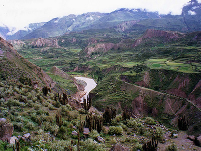 Peru of travel