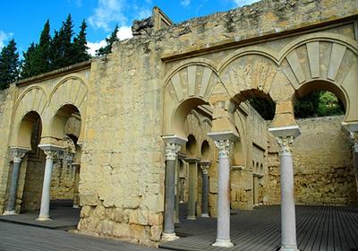 the Medina Azahara