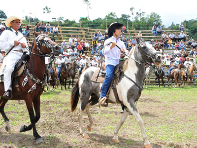 Montubio Rodeo
