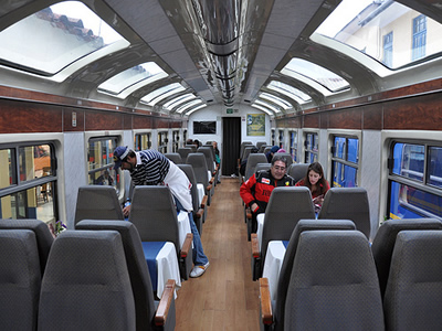 Railway in Peru the most notable in the world