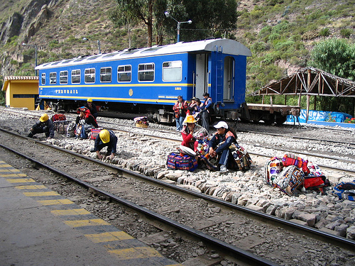 Railway of Peru the most notable in the world