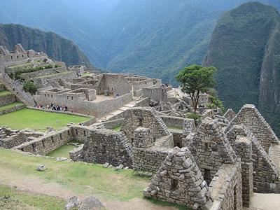 How to climb Machu Pichu