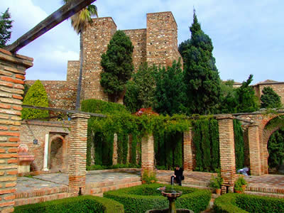 I advise you to visit the Alcazaba